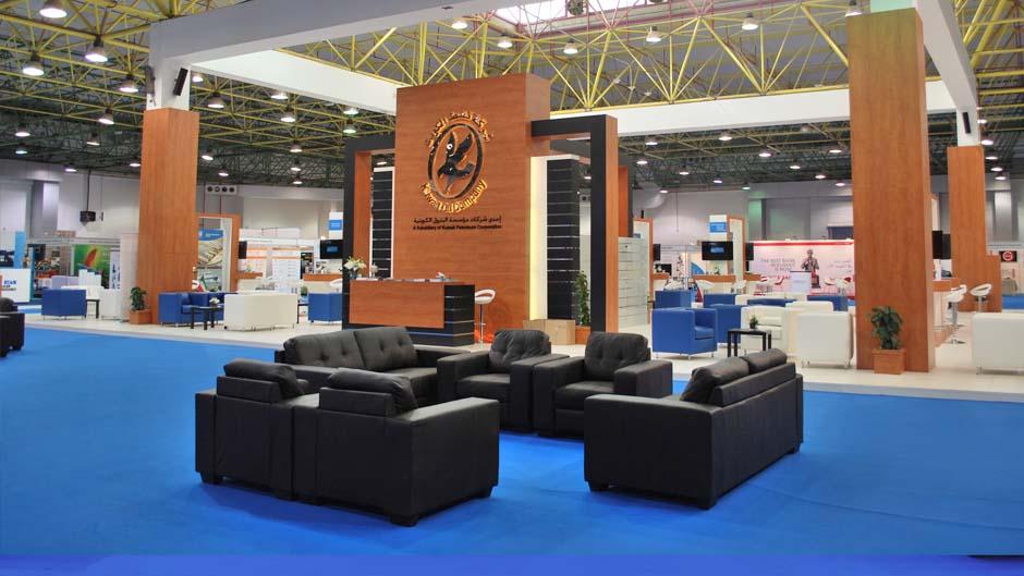 Exhibition Booth Kuwait : Kuwait express interior designer in exhibition
