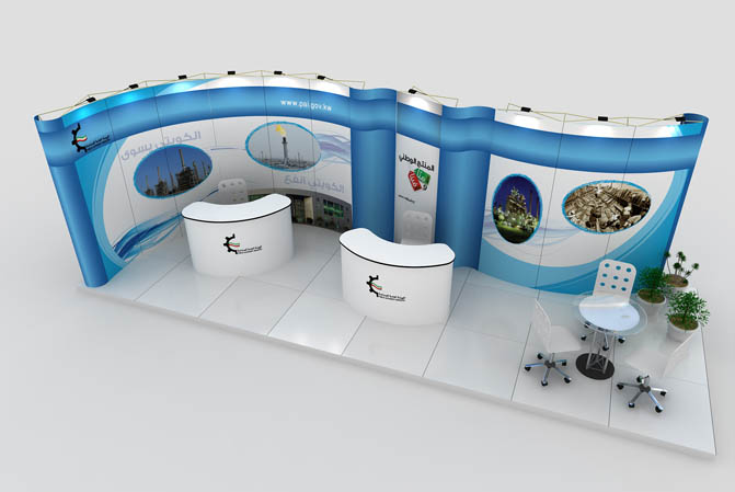 display stand kuwait